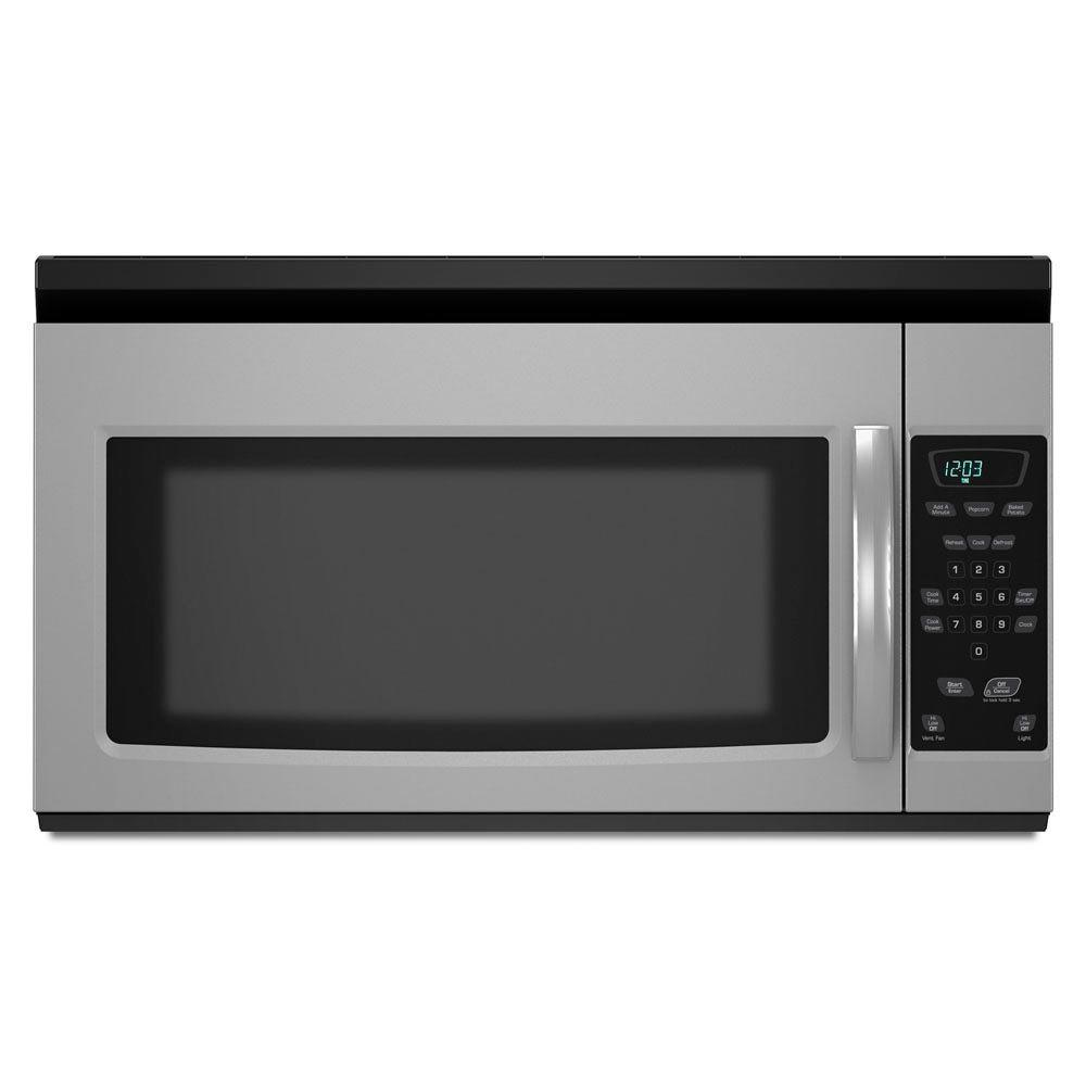 Amana 1.5 cu. ft. Over the Range Microwave in Stainless Steel