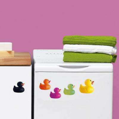 Multi-Color Ducks Wall Decal