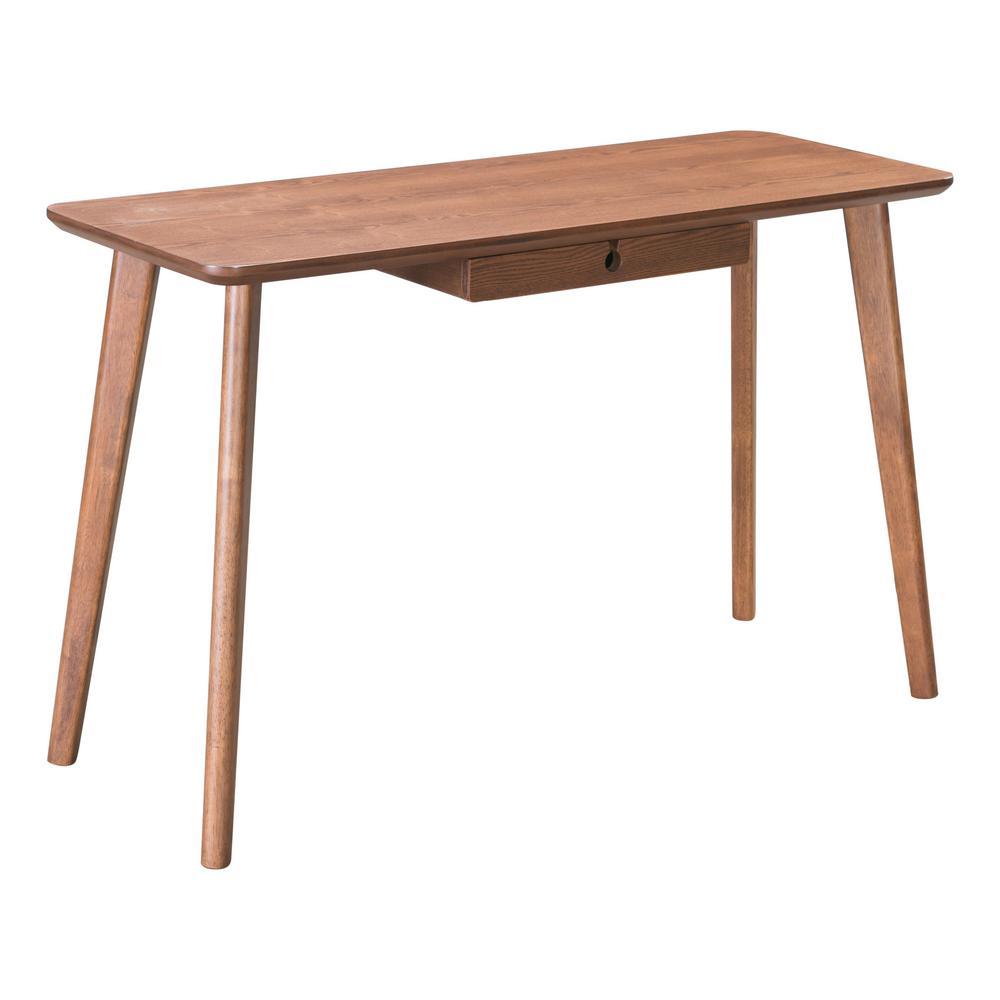 Zane Dark Walnut Desk