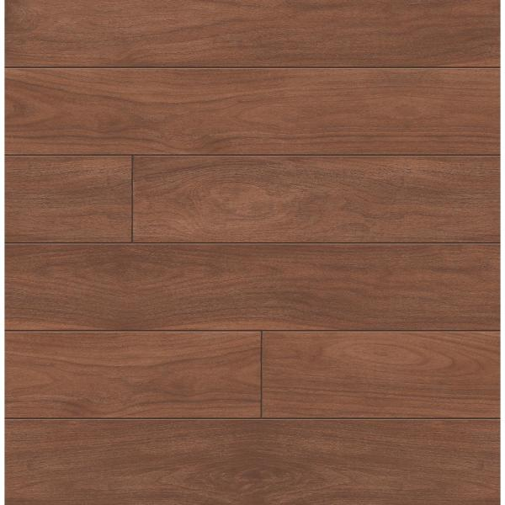 Mahogany Teak Planks Peel and Stick Wallpaper 30.75 sq. ft.