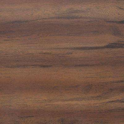 4 in. Ultra Compact Surface Countertop Take Home Sample in Odin Walnut