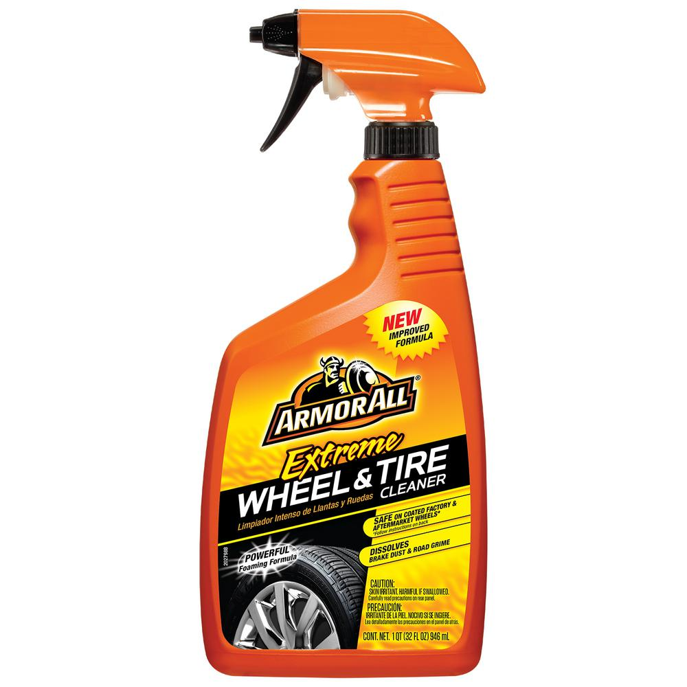 Armor All 32 oz. Extreme Wheel and Tire Cleaner
