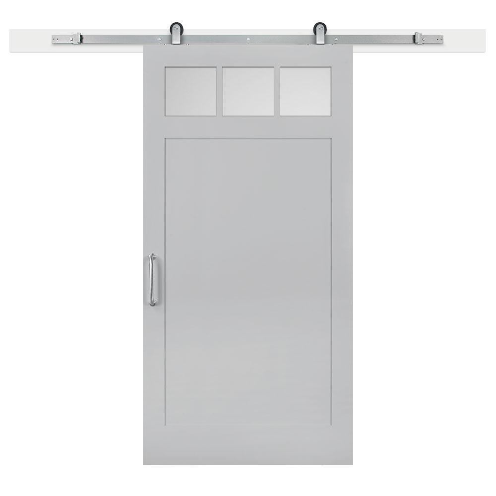 Jeff Lewis 42 In X 84 In Knight 1 Panel Privacy Half
