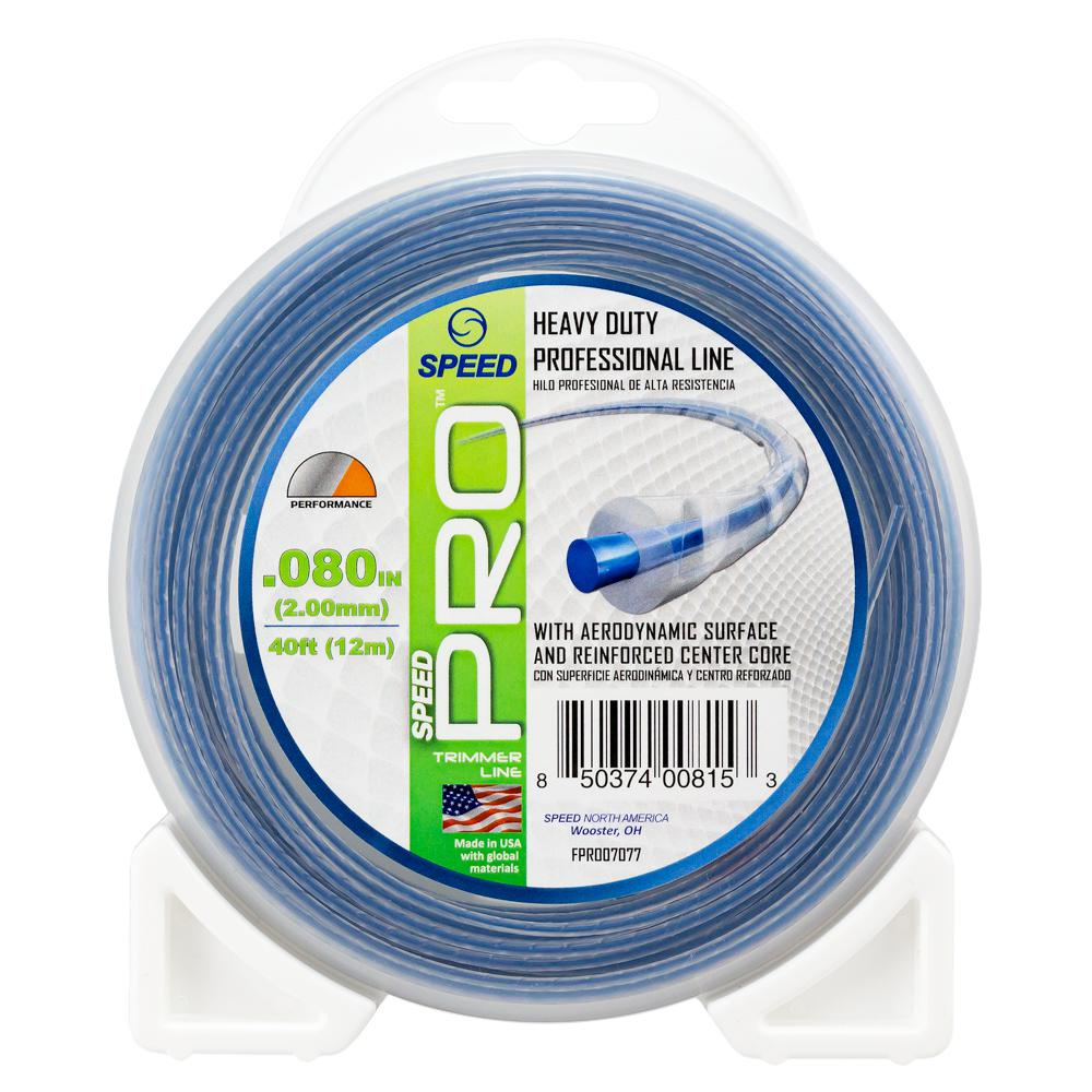 PRO 0.080 in. x 40 ft. Heavy Duty Professional Trimmer Line