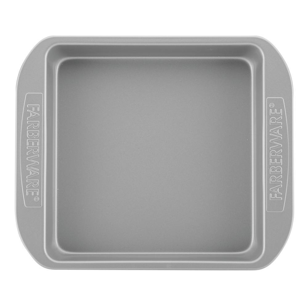 Steel Square Cake Pan