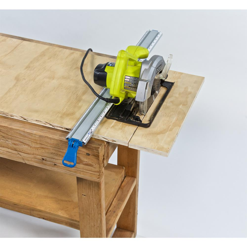 All-in-One C Series 24 in. Straight Edge Clamp