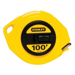 Stanley 100 ft. Tape Measure by Stanley