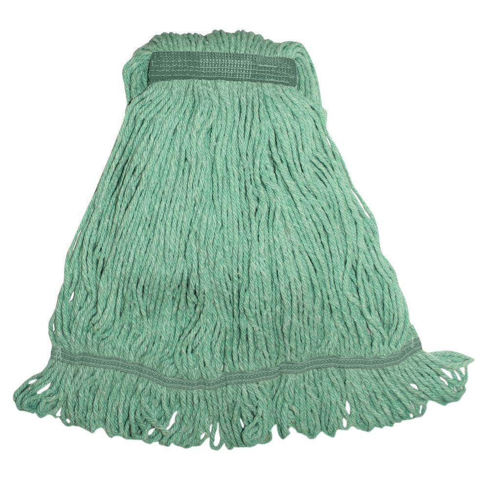 Narrow Band Medium Rayon Cotton Mop Head