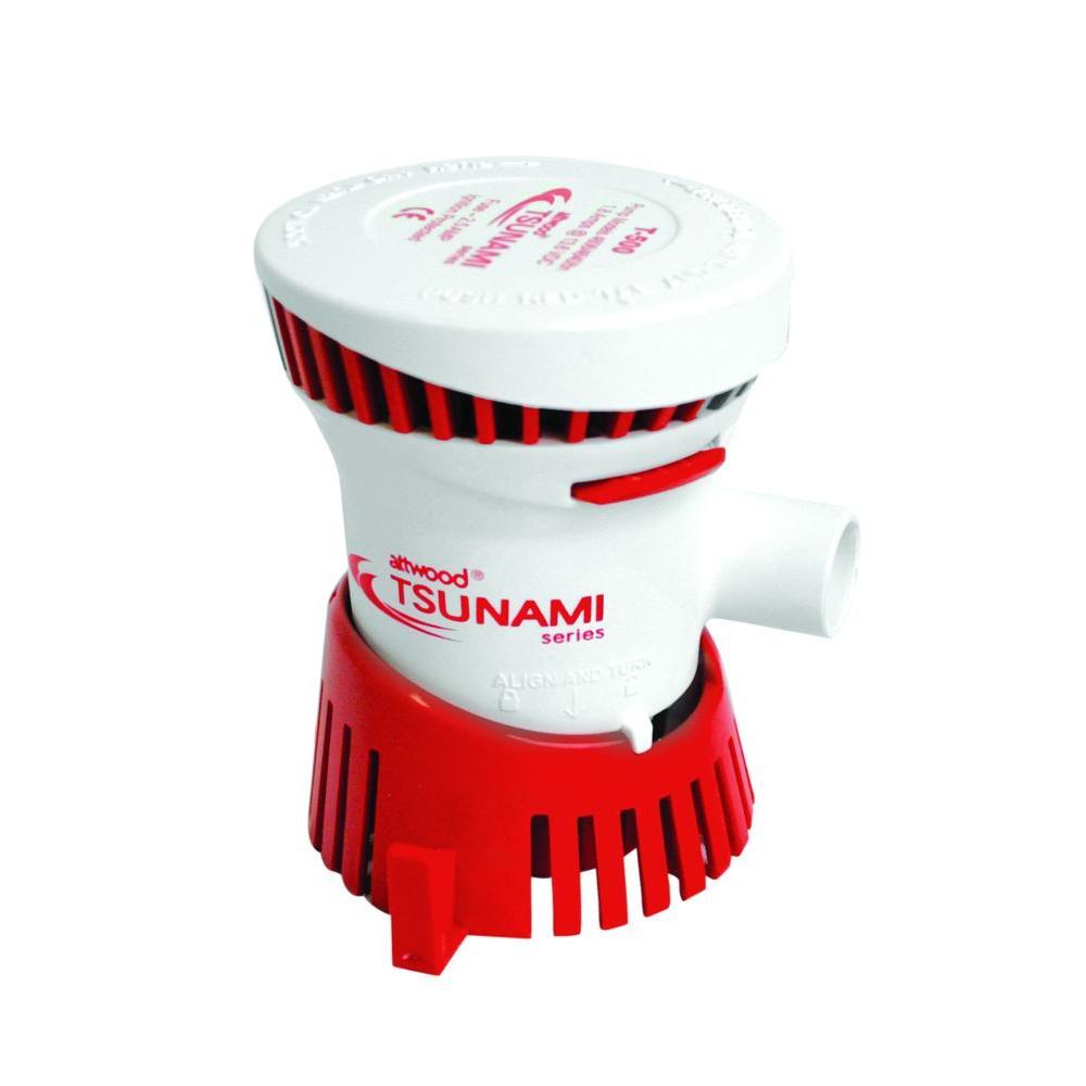 null Tsunami 500 Cartridge Bilge Pump