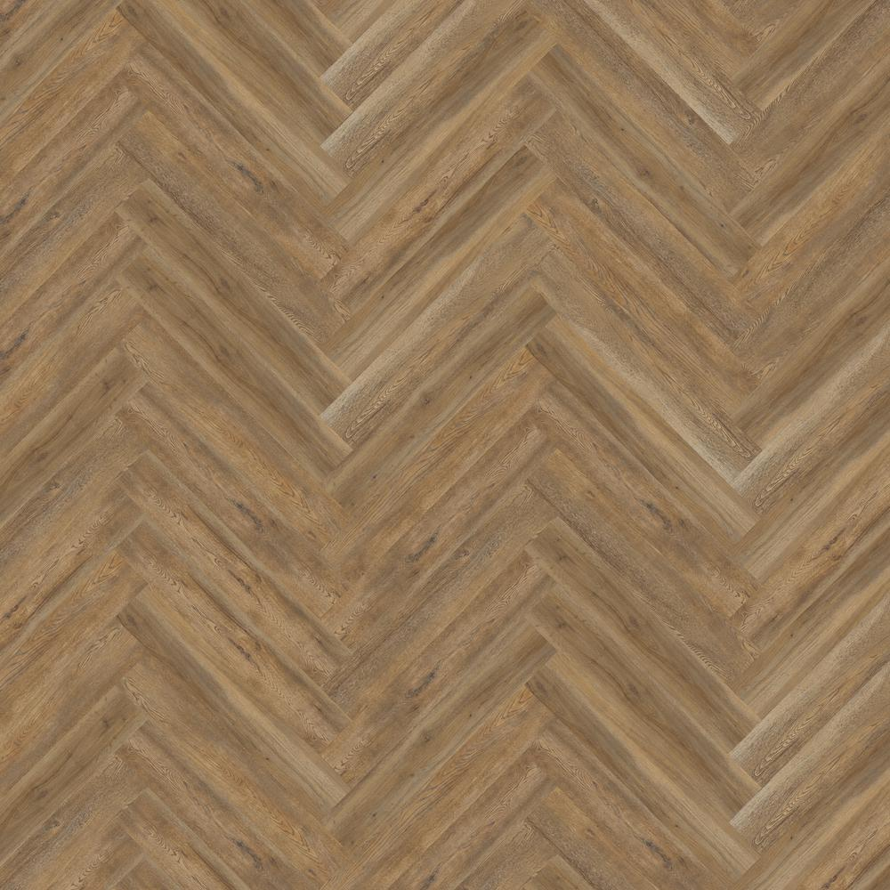 Lifeproof Blue Ridge Oak 4 72 In X 28 35 Herringbone Luxury Vinyl Plank Flooring 22 31 Sq Ft Case