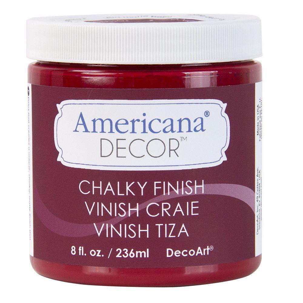 DecoArt Americana Decor 8-oz. Romance Chalky Finish