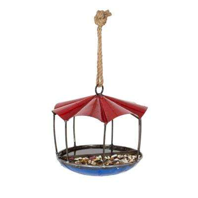 16 in. Feed Me Birdfeeder