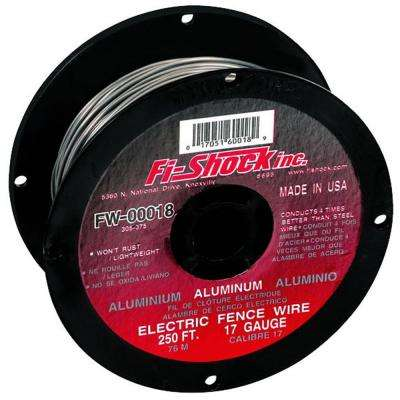 250 ft. 17-Gauge Aluminum Wire