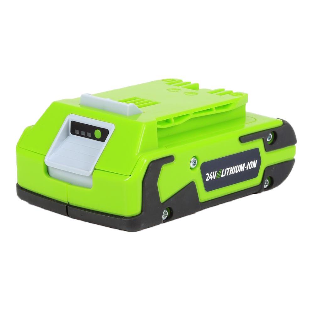 24-Volt G24 2 0ah Battery