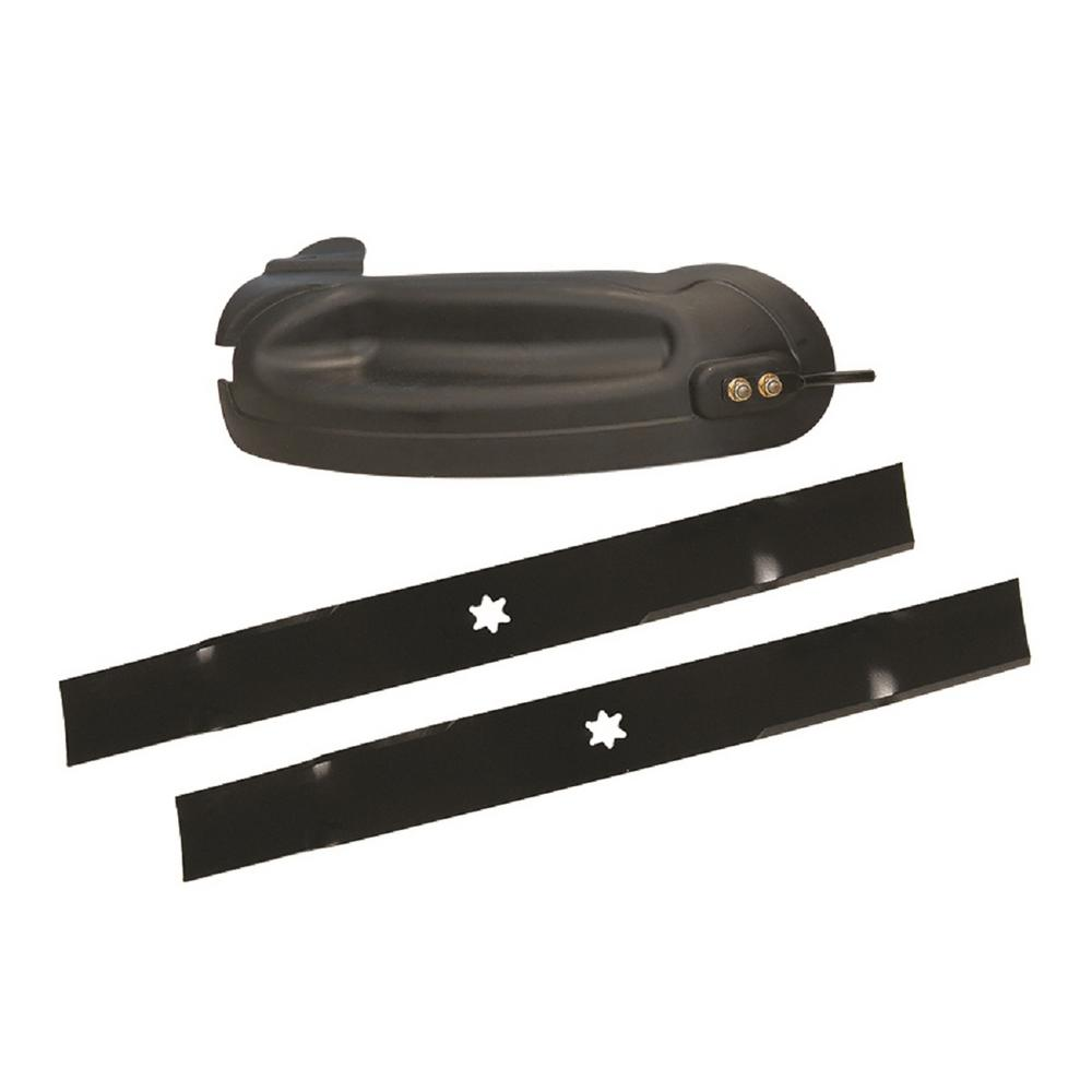 MTD Genuine Parts 46 in. Mulch Kit for Troy-Bilt and Craftsman Riders and Zero Turn Lawn Mowers (2010 and After)