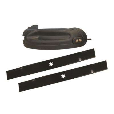 46 in. Mulch Kit for Troy-Bilt and Craftsman Riders and Zero Turn Lawn Mowers (2010 and After)