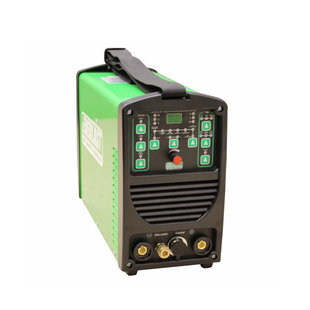 PowerARC 110-Volt/220-Volt Dual Voltage 161 HF TIG Stick IGBT Welder