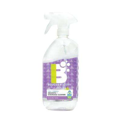 28 oz. Clean PURE Granite and Stainless Cleaner Lavender Fields