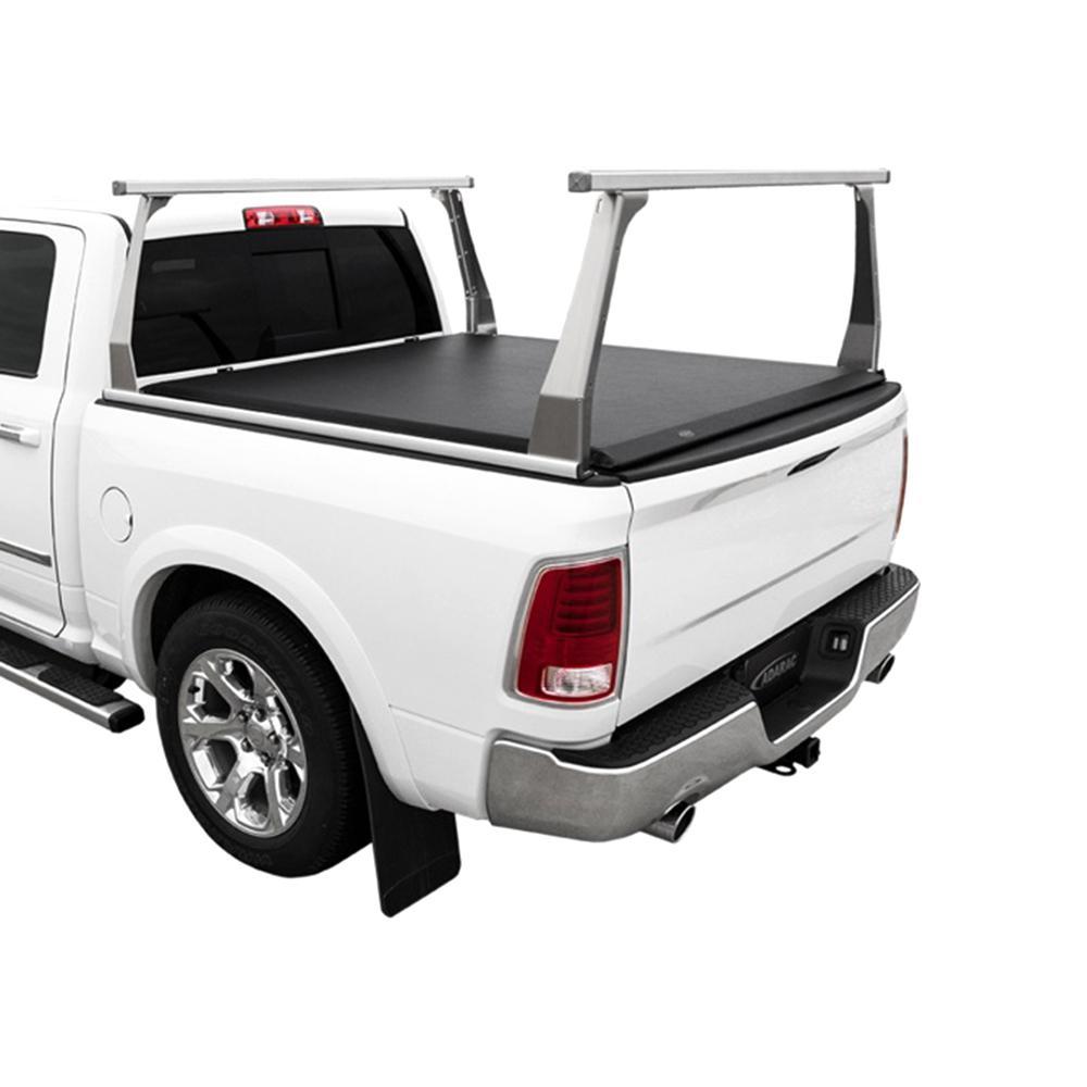 ADARAC Aluminum Series 09+ Dodge Ram 1500 8ft Bed (w/o RamBox) Truck Rack