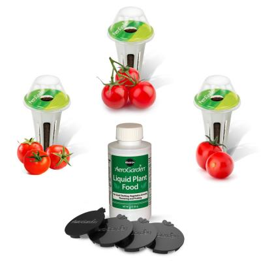 Red Heirloom Cherry Tomato Seed Pod Kit (7-Pod Gardens)