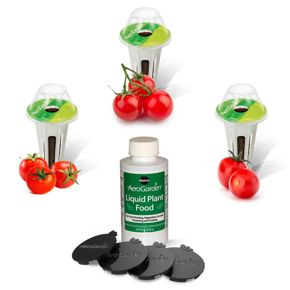 AeroGarden Red Heirloom Cherry Tomato Seed Pod Kit (7-Pod Gardens)