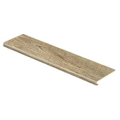 Esperanza Oak 47 in. Length x 12-1/8 in. Depth x 2-3/16 in. Height Laminate to Cover Stairs 1-1/8 in. to 1-3/4 in. Thick