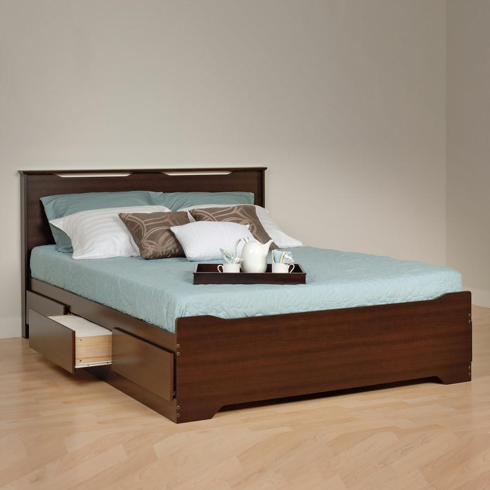 Coal Harbor Espresso Full/Queen Headboard