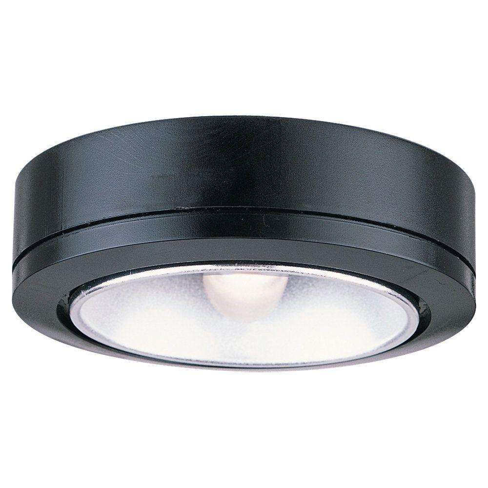 Ambiance Black Xenon 40 Degree Task Disk Light