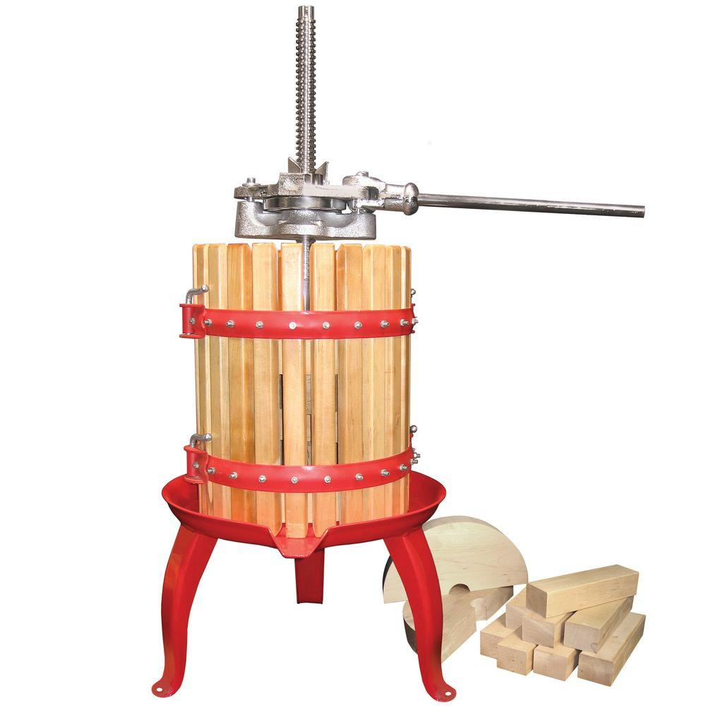 Weston Fruit and Wine Press, Red