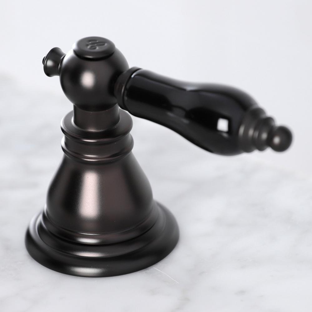 Duchess 8 in. Widespread 2-Handle Bathroom Faucet in Oil Rubbed Bronze