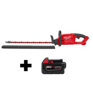 Milwaukee M18 18V Li-Ion Cordless Hedge Trimmer with Battery Deals