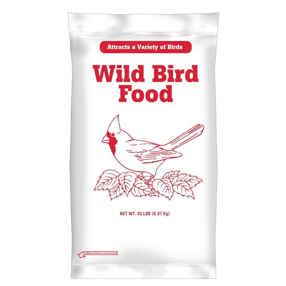 20 lb. Economy Wild Bird Food