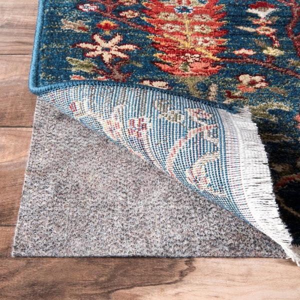 Premium Eco-Friendly 6 ft. x 9 ft. Oval Rug Pad