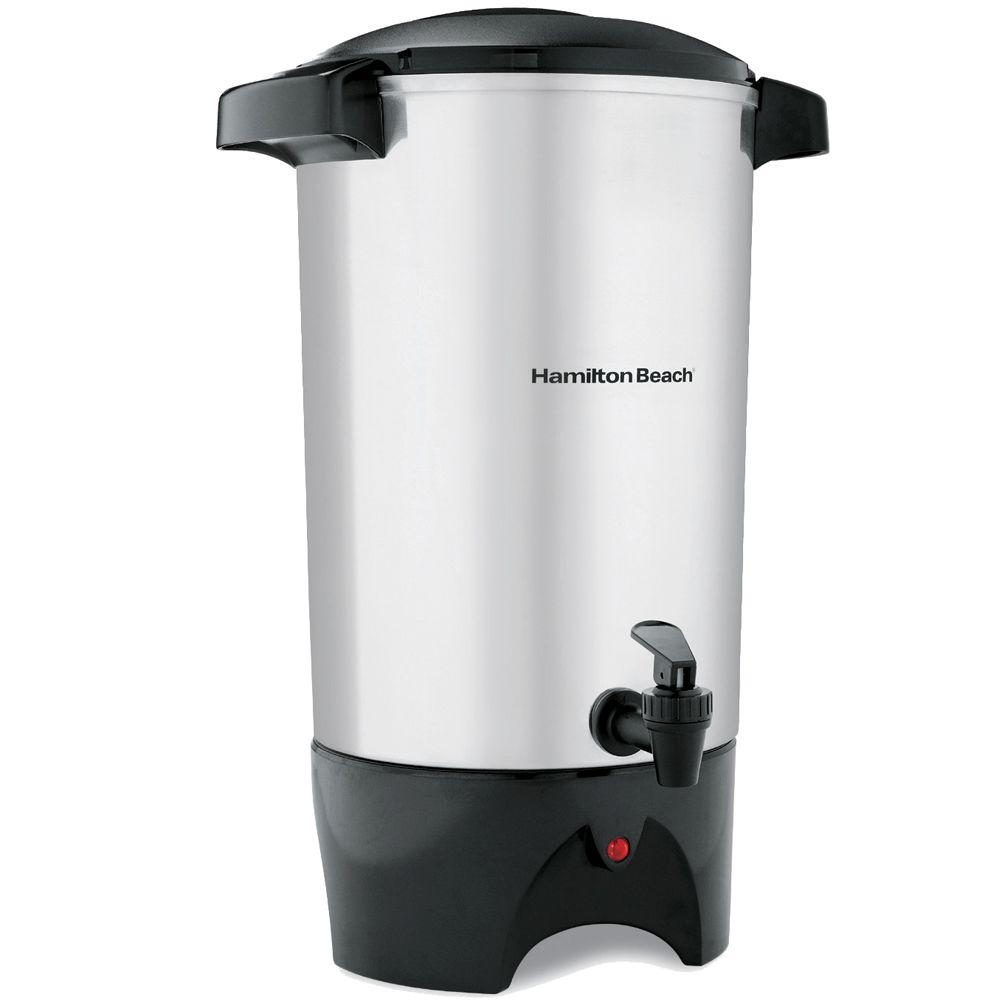 Hamilton Beach 42-Cup Coffee Urn-DISCONTINUED