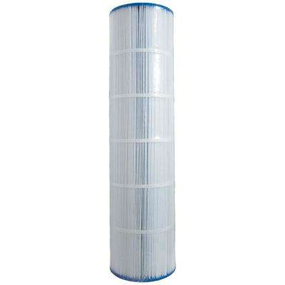 7000 Series 7 in. Dia x 27 in. 85 sq. ft. Replacement Filter Cartridge with 3 in. Opening