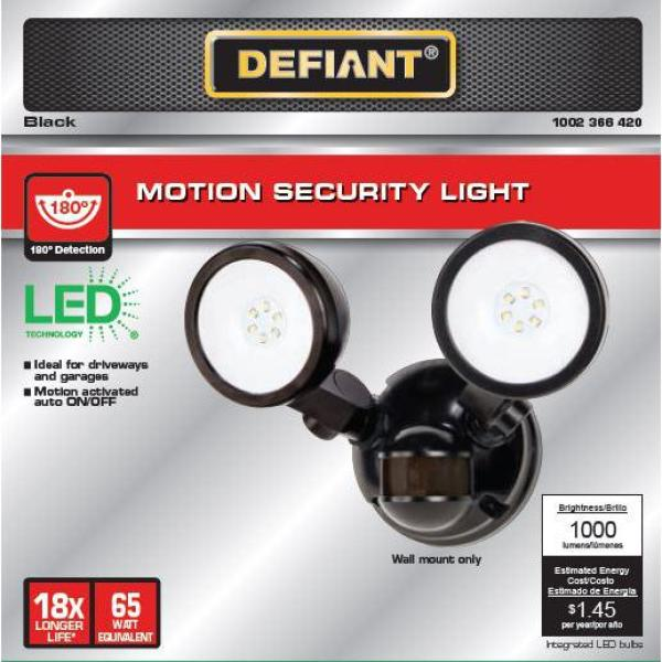 What Is Arfcom S Go To Led Security Motion Lights Ar15 Com
