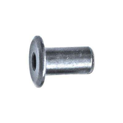 18 mm x 17 mm Zinc Hex Drive KD Nut (100-Pack)