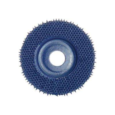 Merlin2 Coarse All Surface Disc in Blue