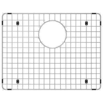 14 in. x 18 in. Sink Bottom Grid for Select Blanco Precis Sinks in Stainless Steel