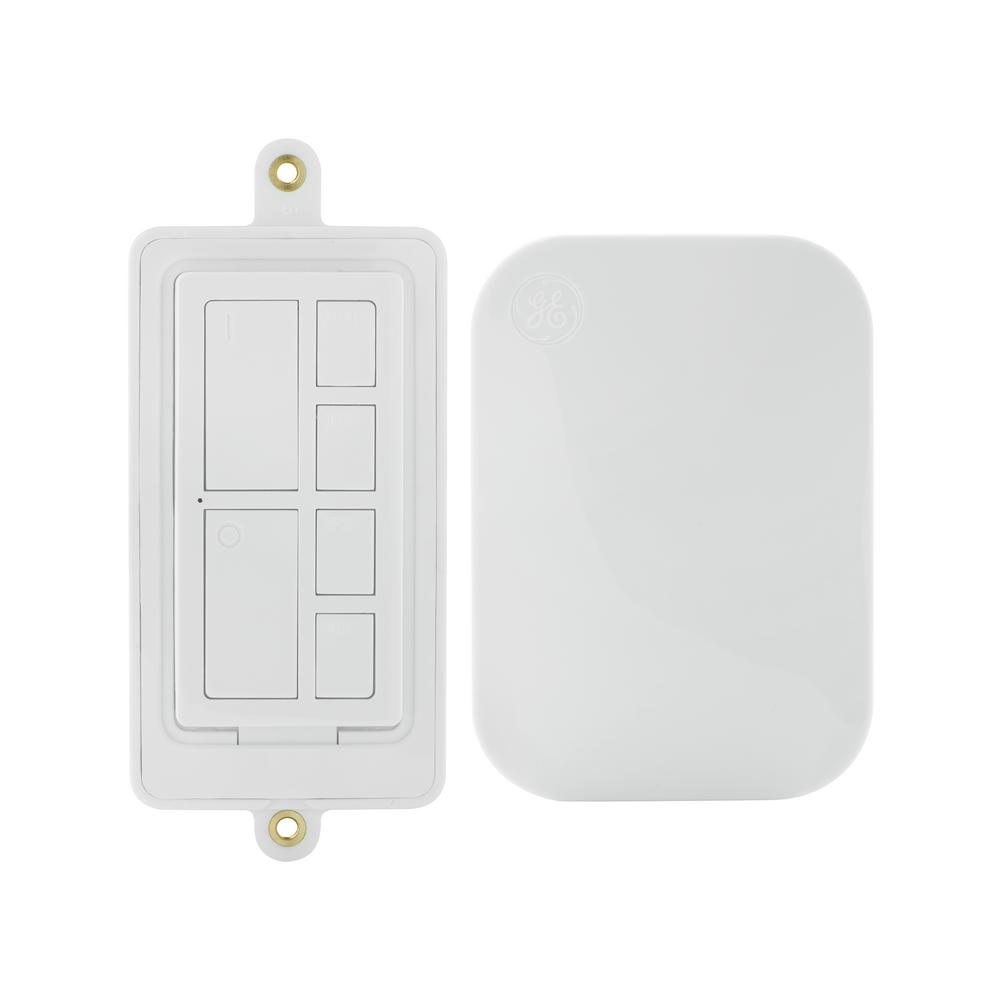 GE MySelectSmart Wireless Remote Lighting Control With