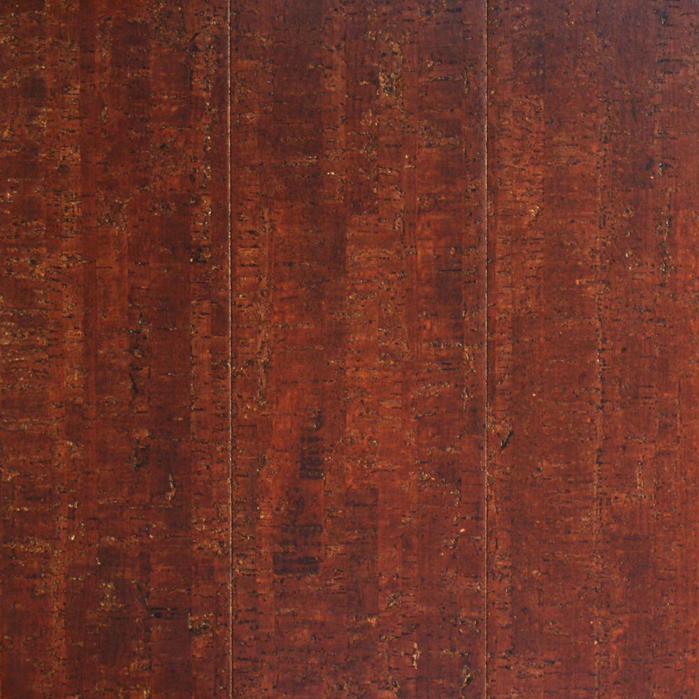 Take Home Sample - Spiceberry Cork Flooring - 5 in. x 7 in.