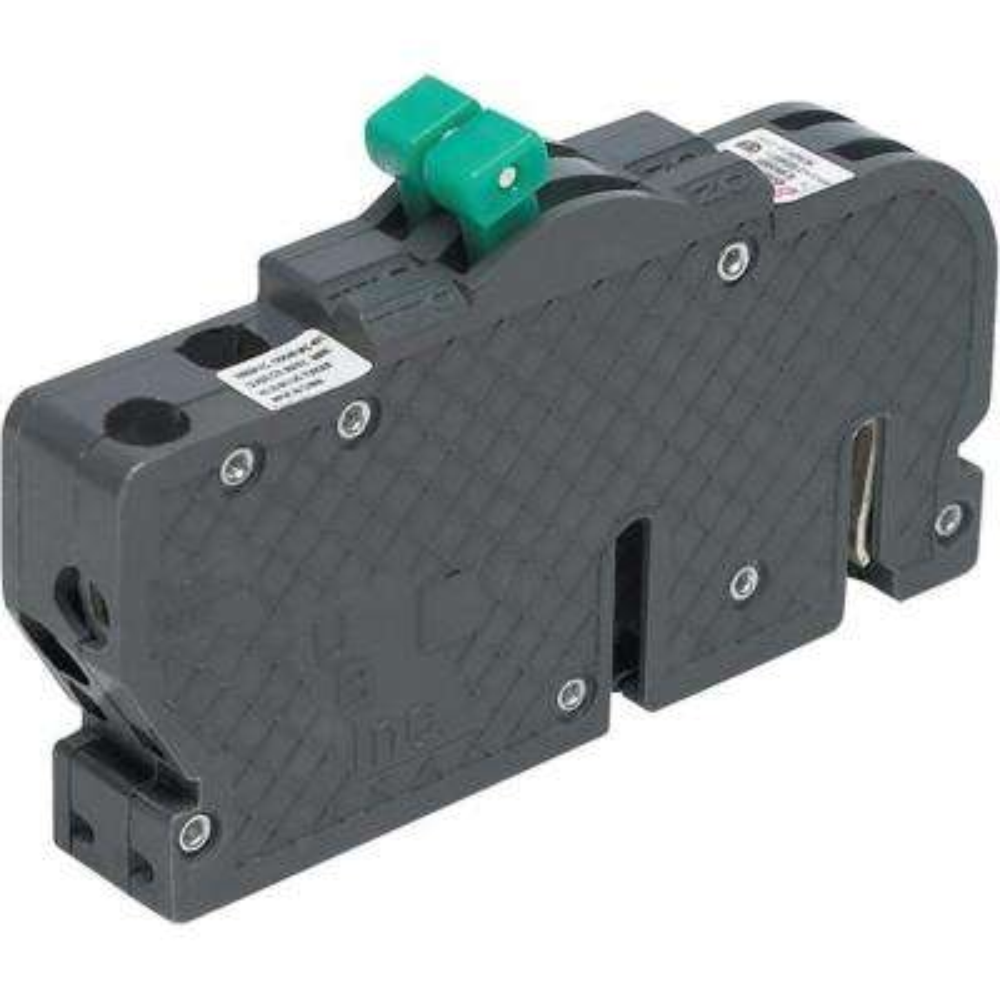 New UBIZ Thin 25 Amp 3/4 in. 2-Pole Zinsco Type RC Replacement Circuit Breaker
