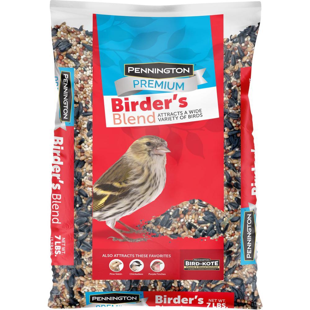 Premium 7 lbs. Birder's Seed Blend Bird Food