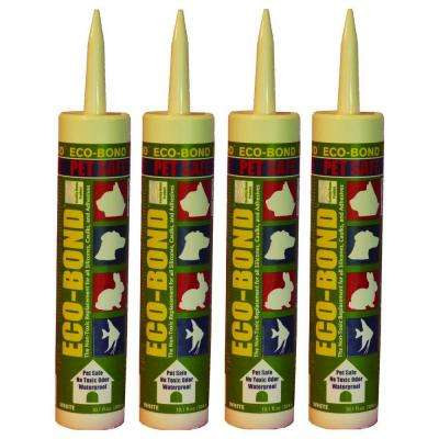 10.1 oz. Pet Safe Adhesive/Sealant (4-Pack)