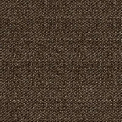 First Impressions Espresso Hobnail Texture 24 in. x 24 in. Carpet Tile (15 Tiles/Case)