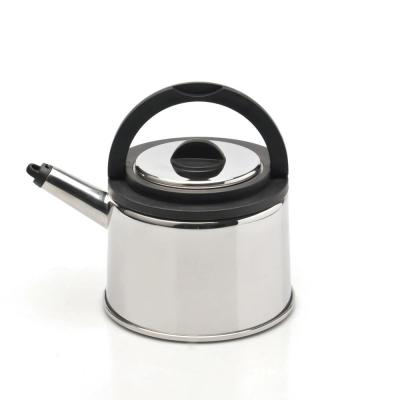 Cubo 8-Cup Stainless Steel Tea Kettle