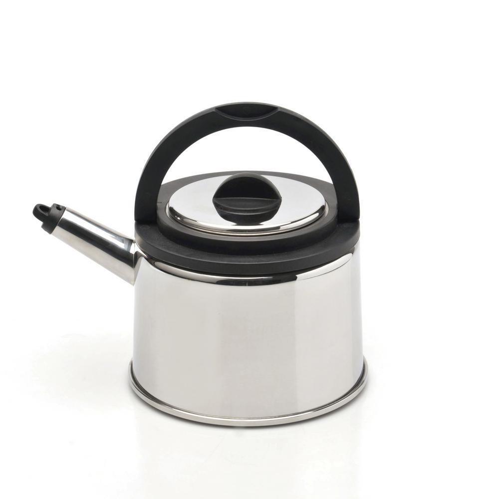 BergHOFF Cubo 8-Cup Stainless Steel Tea Kettle 1100135
