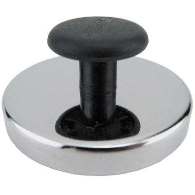 20 lb. Pull Round Base Magnet with Knob