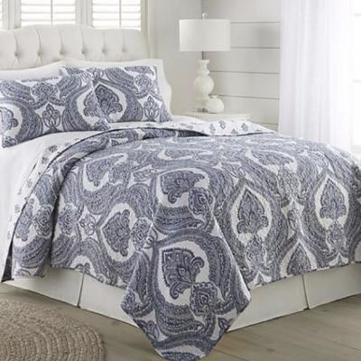 Geraline Full/Queen Quilt Set