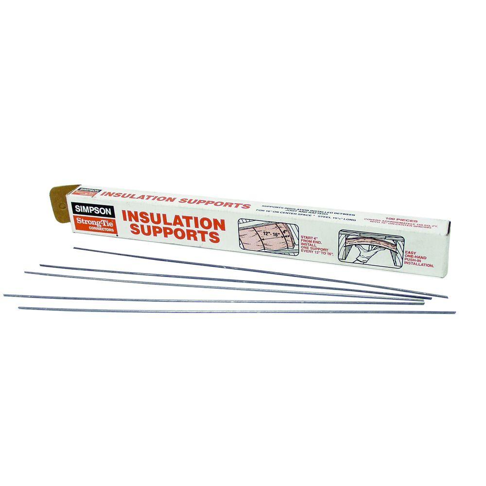 Simpson Strong-Tie 16 in. Insulation Support (100-Qty)